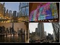 Holiday trip to Chicago - Day 1  tamil vlog/ LAKE MICHIGAN ( Architecture tour)Night view