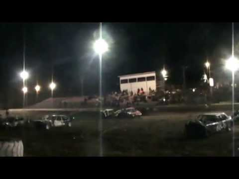 Quincy raceways Demo derby Oct. 18th