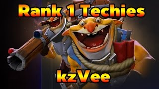 Rank 1 Techies kzVee