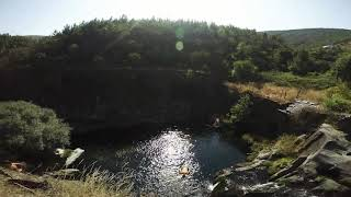 Cliff Jumping Portugal - Muro - Vide