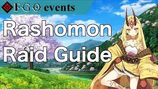 Rashomon Raid Guide   Fate/Grand Order NA