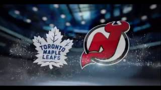 NEW JERSEY DEVILS vs TORONTO MAPLE LEAFS (Nov 23)