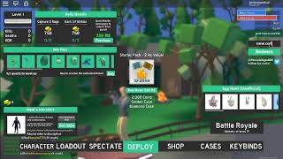 EGG HUNT! Strucid [BETA] *NEW* Code (Roblox)