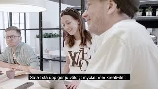 AJ Produkter | Kreativa kontor | Film #1