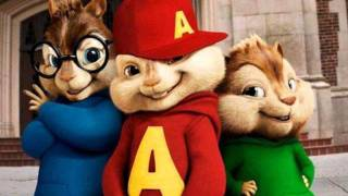 one direction one thing chipmunks