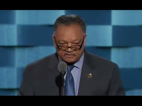 FULL: IT'S HEALING TIME. Reverend Jesse Jackson - Democratic National Convention