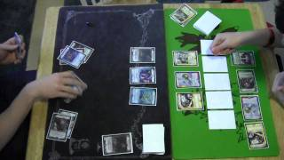 Duel Masters - Lukia Lex (EP) vs FDNW Control (CVH) Game 1