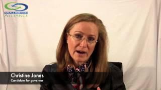Christine Jones for Governor 2014 - Question 3