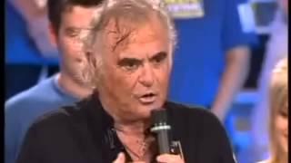 """Franco Califano nel monologo """"Pasquale l"""