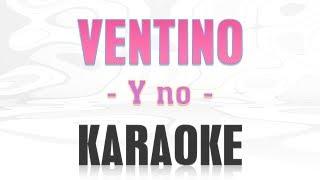 Baixar Ventino - Y no (Karaoke)