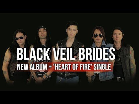 Black Veil Brides Talk New Self-Titled Album