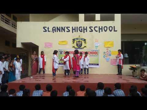 St anns high school Vanasthalipuram