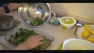 Broccoli Wild Rice Casserole