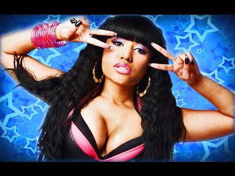 Nicki Minaj - SUPER BASS (OFFICIAL MUSIC VIDEO PARODY)