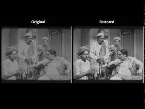 Glimpses of Film Restoration under NFHM