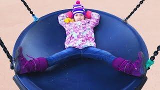 UT kids Had a Fun Day - Fun Indoor Playground