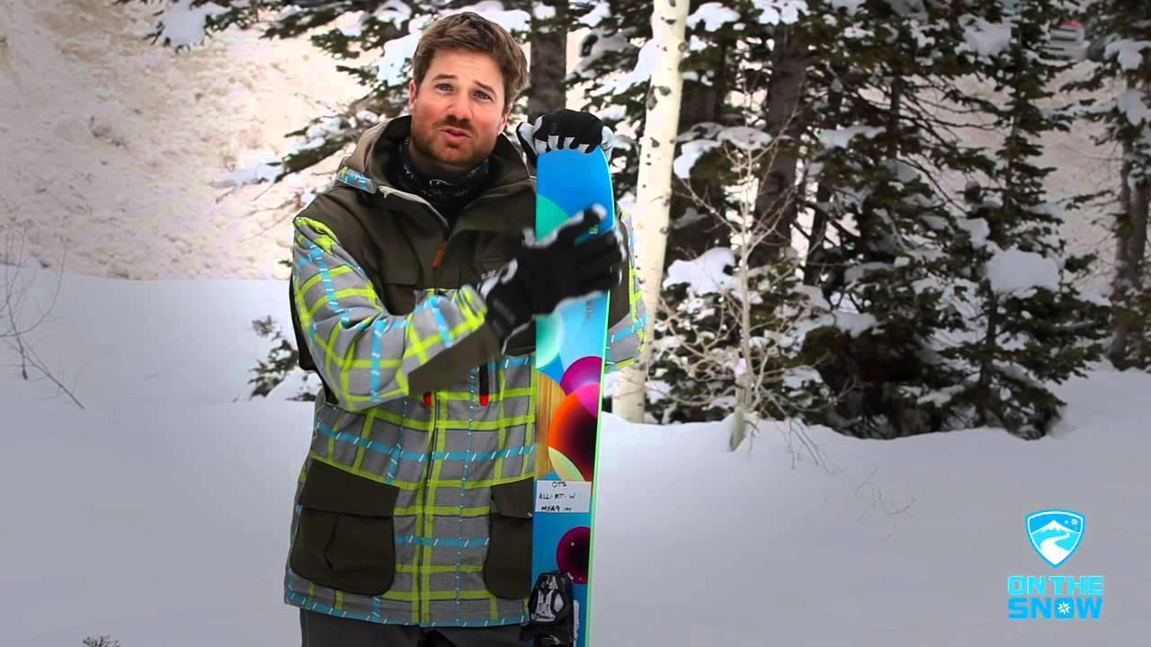 2014 HEAD Mya 9 Ski Overview