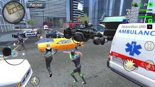 Amazing Rope Police New Update -Android Gameplay screenshot 4