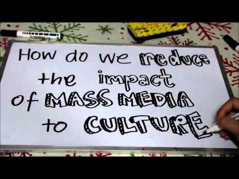 Culture And Media Literacy
