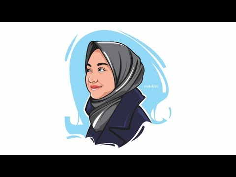HOW TO DRAW SIMPLE VECTOR IN CORELDRAW | GITA SAVITRI DEVI