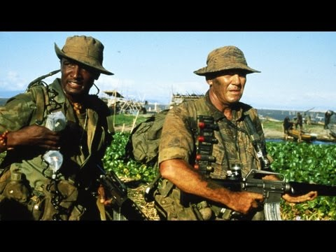The Siege of Firebase Gloria is listed (or ranked) 10 on the list The Best Vietnam War Movies