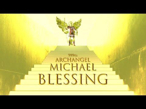 999Hz 99Hz🔯大天使ミカエルの祝福⁂祝福の黄金階段を上る |