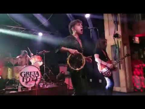 Greta Van Fleet - Edge of Darkness - Route 20 Sturtevant, WI