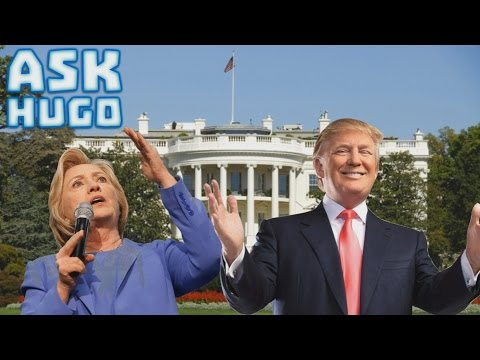 The One Where We Alienate Everyone By Talking Politics - Ask Hugo #34