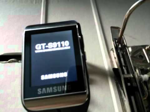 Hard-Reset Samsung GT-S9110 Watchphone