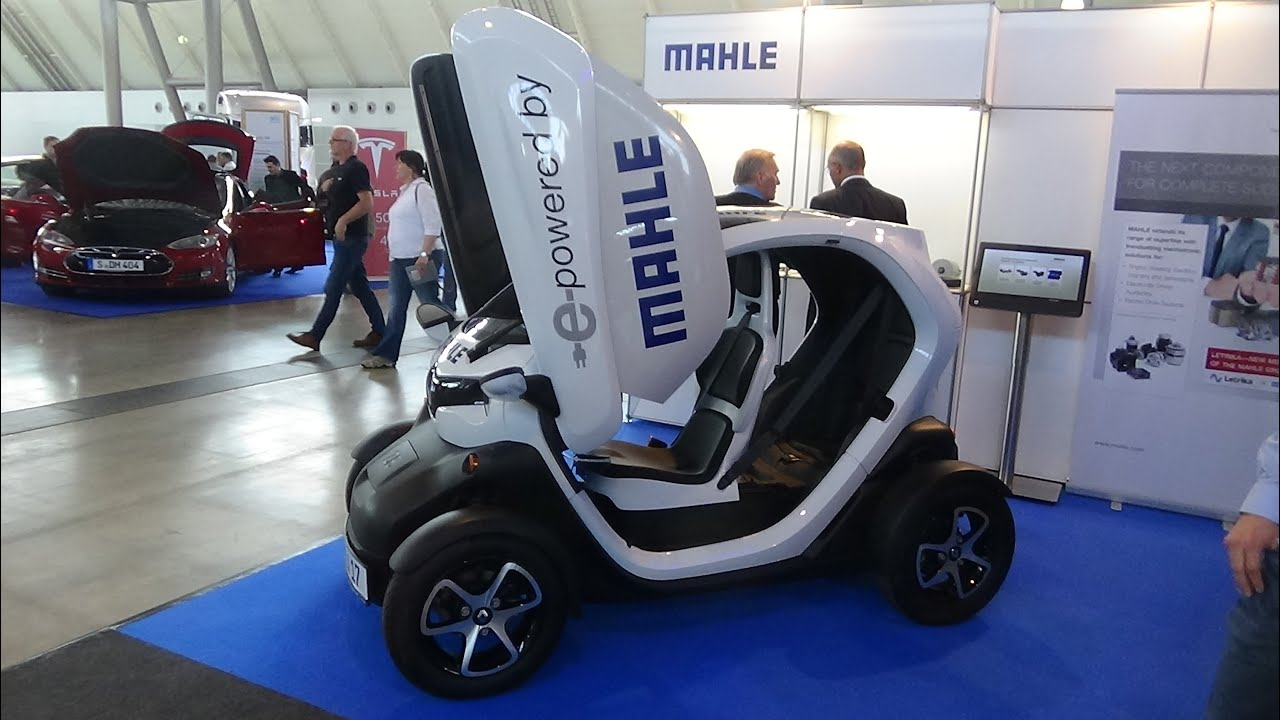 2015 renault twizy e powered by mahle i mobility stuttgart 2015 youtube. Black Bedroom Furniture Sets. Home Design Ideas