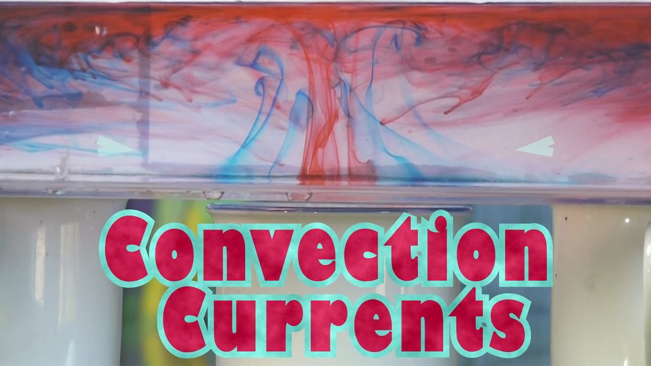 currents experiment Convection connection project university of colorado at boulder department of physics dr michael dubson, faculty (featured scientist and activity guide scientific.