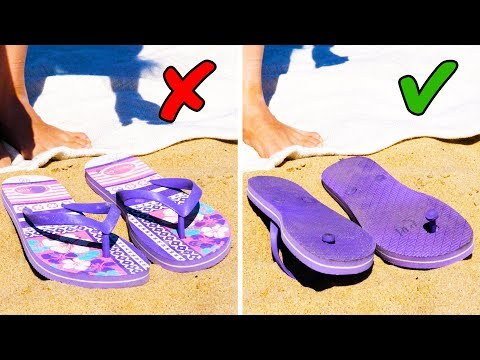 35 SUMMER HACKS YOU DON'T WANT TO MISS