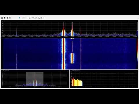 Moscow-Vnukovo air traffic control radio communication