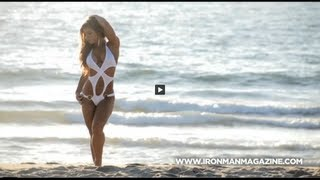 IRON MAN MAGAZINE Swimsuit Spectacular - WBFF Competitor Jen Jewell
