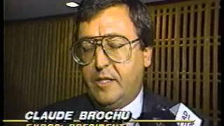 1991 News: Expos Unveil New Uniforms