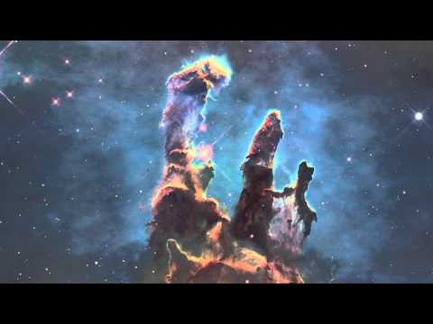 3D exploration of Pillars of Creation