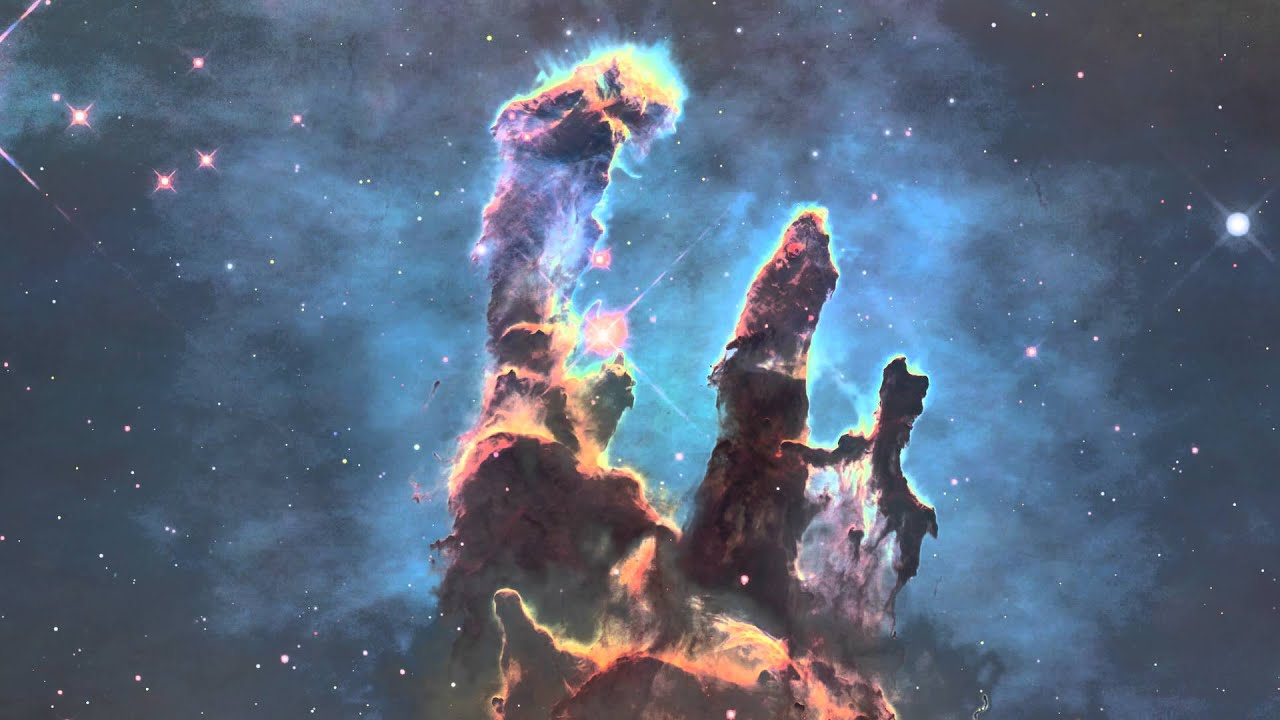 Free Computer Wallpaper Backgrounds For Fall 3d Exploration Of Pillars Of Creation Youtube