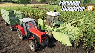 Kukurydza na kiszonkę - Farming Simulator 19 | #9