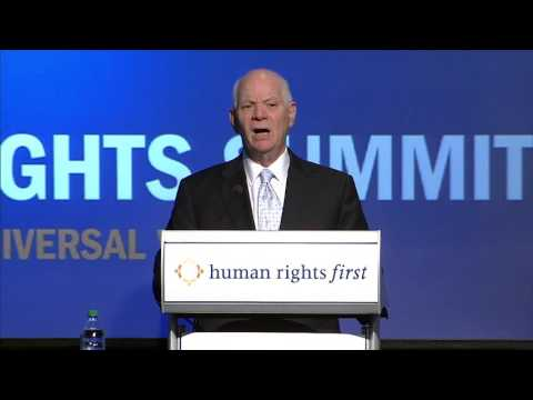 2015 HR Summit - Keynote Address: Ben Cardin, U.S. Senator, Maryland