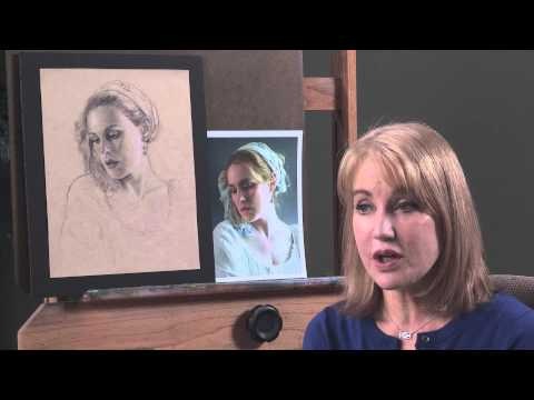 ArtistsNetwork.tv Interview with Sarah Parks