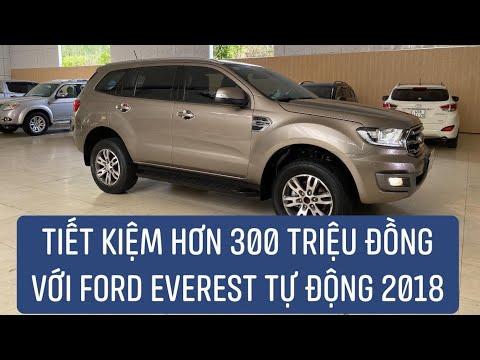 Ford Everest 2018 Số Tự Động – Công Nghệ – An Toàn – Tiết Kiệm – Đẳng Cấp LH 0976.12.49.49