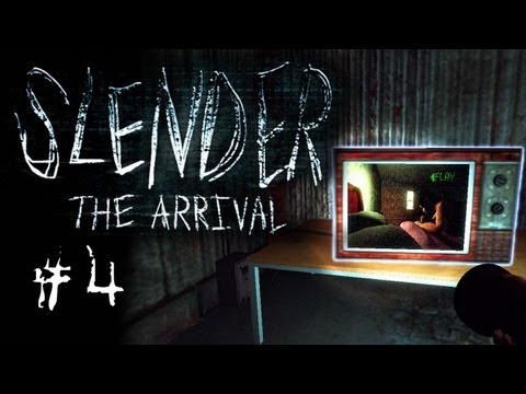 Slender: The Arrival - Part 4 - What Happened To Kate