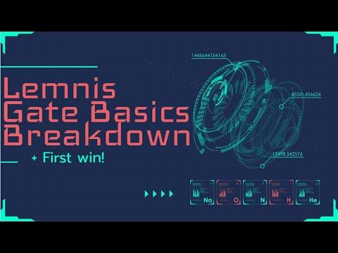 Lemnis Gate Basics + Game Breakdown + First Win!  