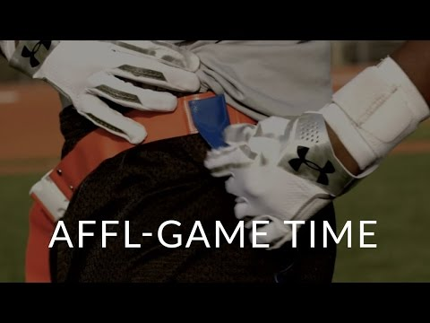 The American Flag Football League - Game Time