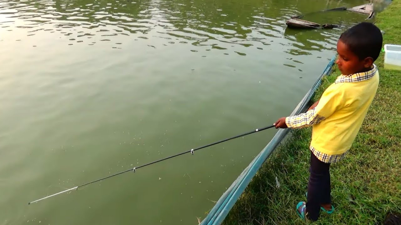 Best hook fishing video - Traditional hook fishing - Fishing by hook