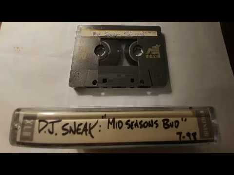 DJ Sneak - Mid Season Bud (Side B)