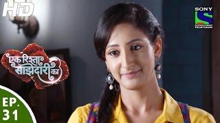 Ek Rishta Saajhedari Ka - एक रिश्ता साझेदारी का - Episode 31 - 19th September, 2016