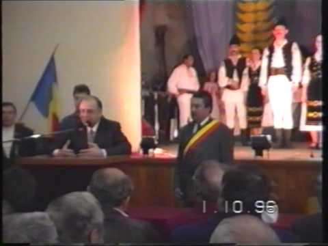 Ion Iliescu la Ludus (1996) pI