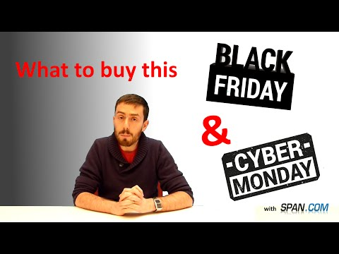 Important things to remember this Black Monday & Cyber Monday - Shop safe!