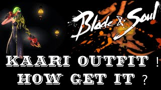 King Kaari Weel Of Fate Blade & Soul What it drops ? Used 100 Tokens